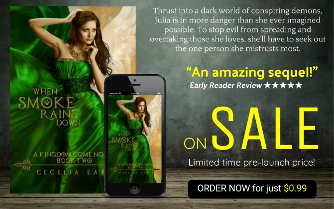 special offer WSRD 99c preorder sale blurb