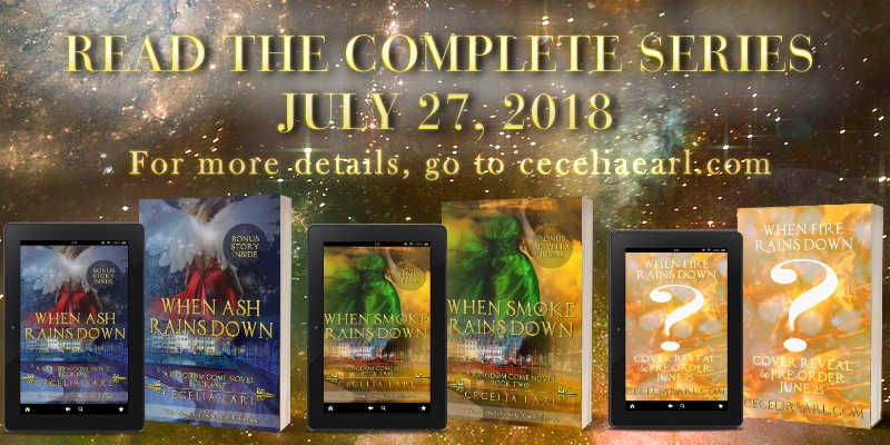 complete series cover reveal